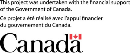 Funding by Canada Gov